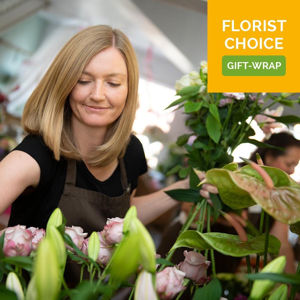 Florist Choice Gift-Wrap